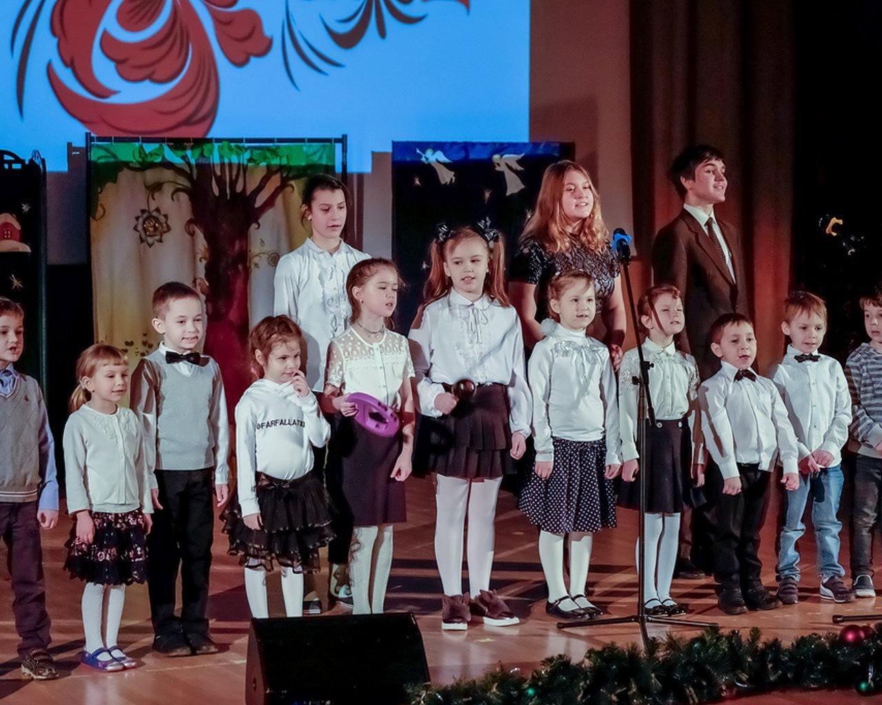 IV Фестиваль творческих коллективов общеобразовательных и Воскресных школ Западного викариатства