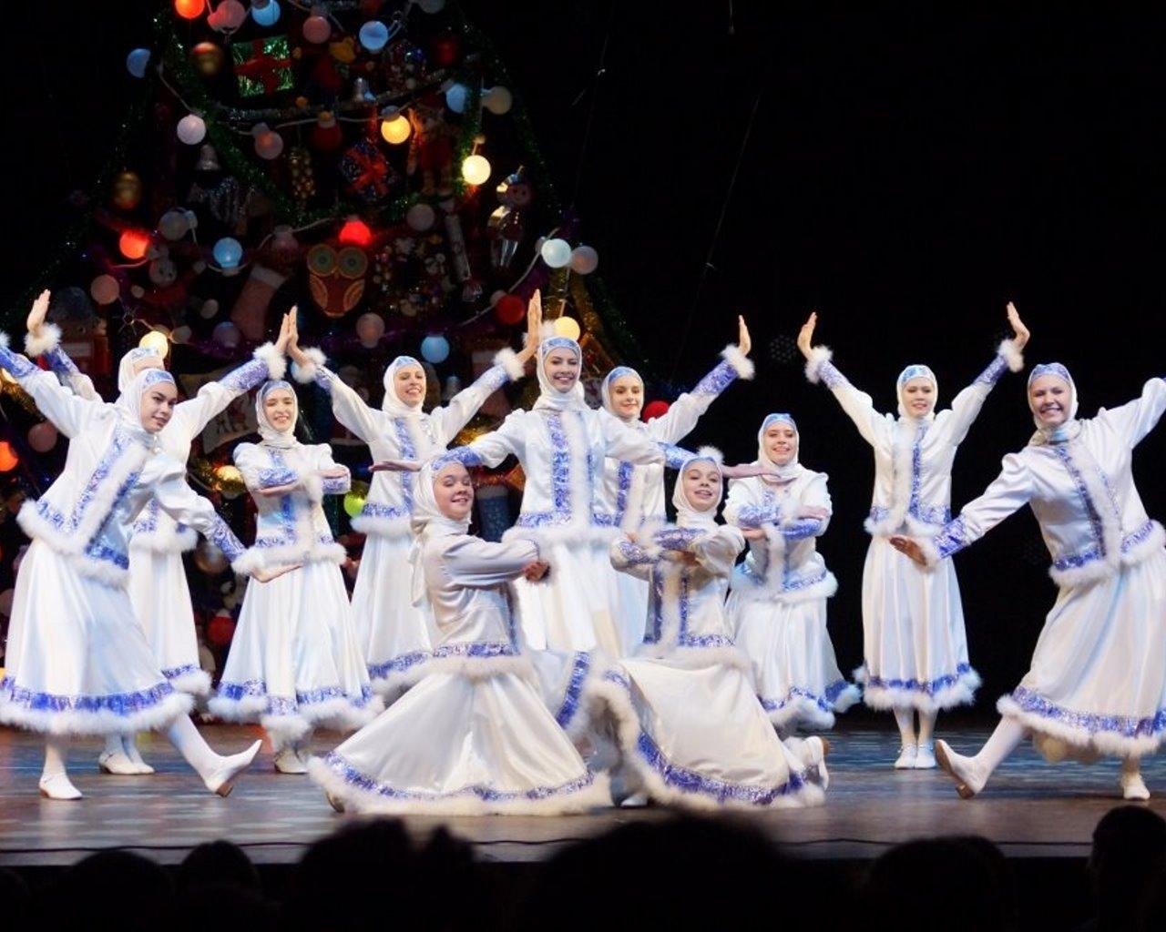 Детский благотворительный фестиваль Центрального и Южного викариатств «Свет Рождественской Звезды»