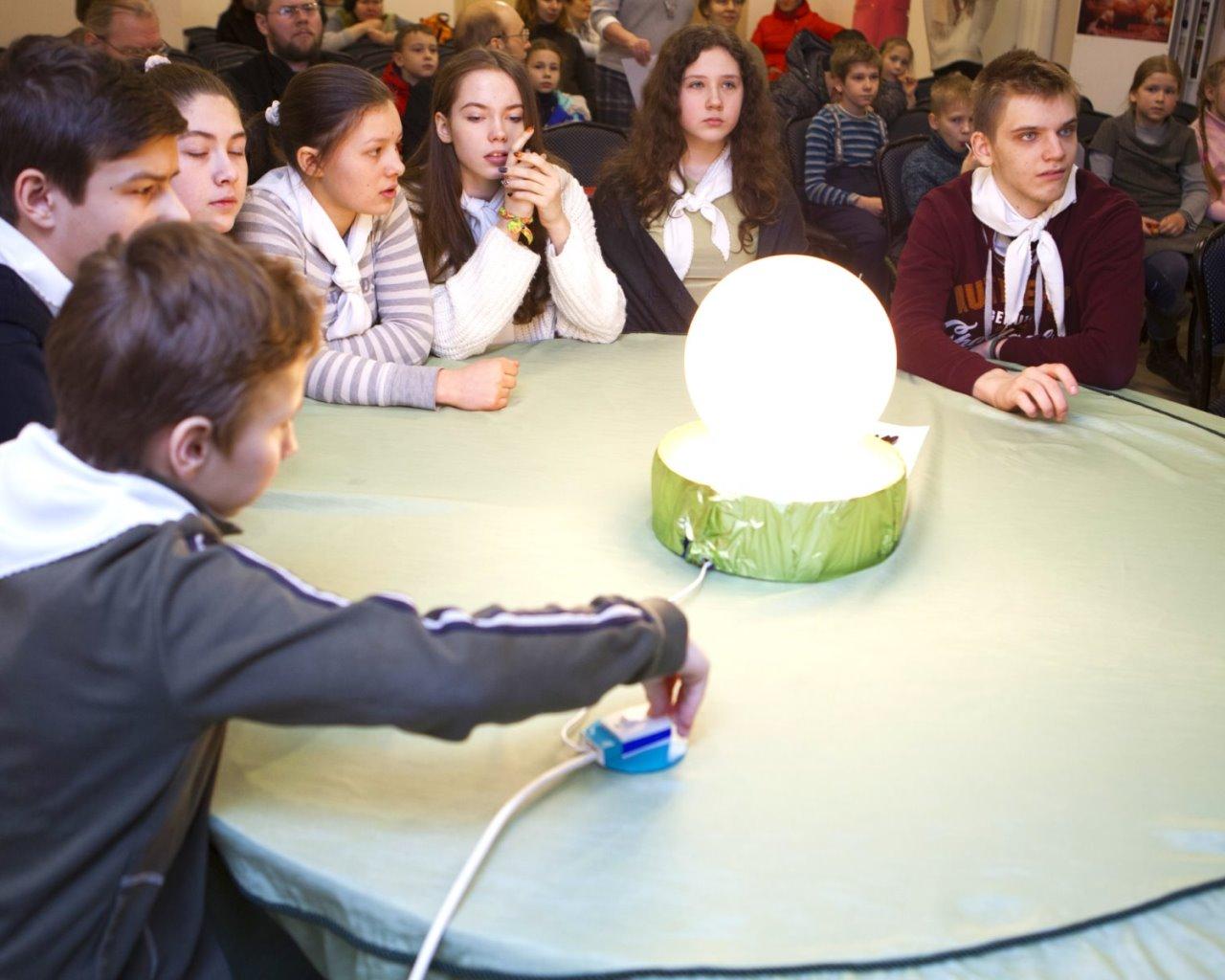 Мероприятие в честь всемирного Дня православной молодежи