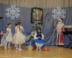 Рождественский концерт в храме иконы Божией Матери «Казанская»