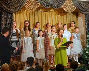 В Преображенском храме в г. Балашихе состоялся праздничный концерт