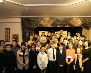 Встречи в Воскресной школе при Преображенском храме в г. Балашихе