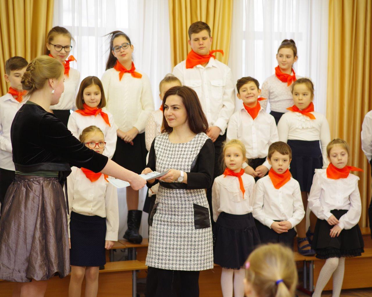 Камерный хоровой фестиваль в храме Матроны Московской