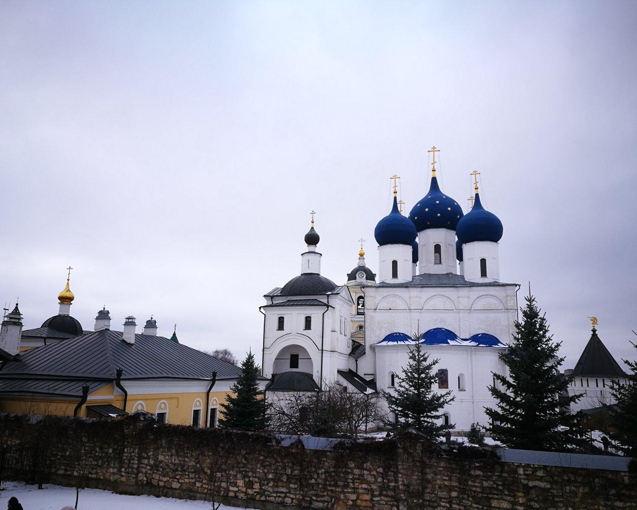 Паломническая поездка учащихся Ваганьковской воскресной школы