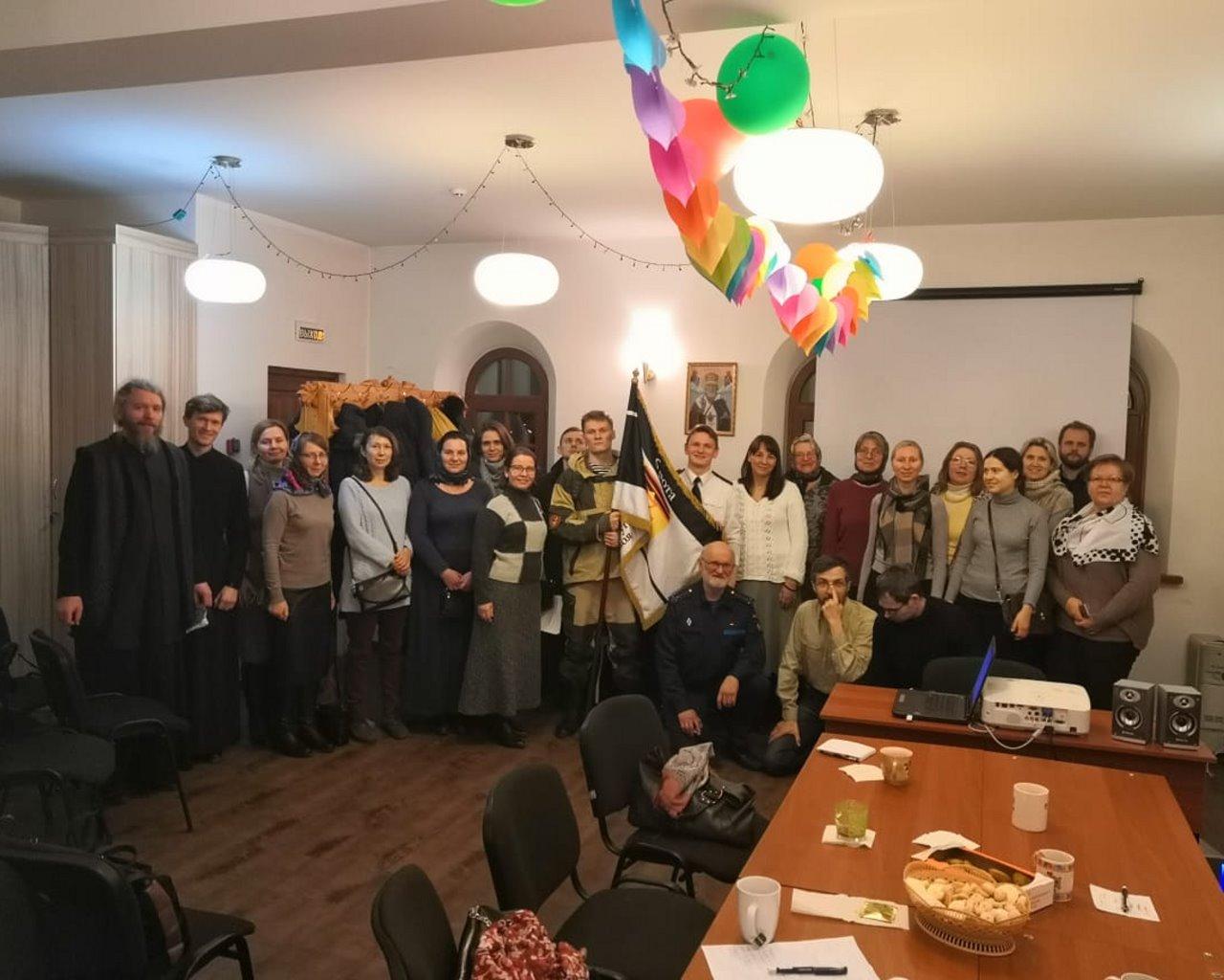 Cеминар для директоров Воскресных школ Юго-Западного викариатства