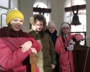 Экскурсия на колокольню храма иконы Божией Матери «Скоропослушница»