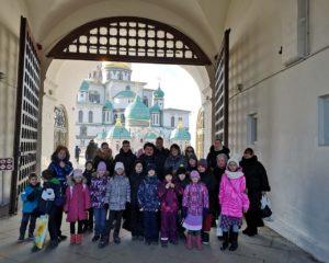 Интересные события в жизни воскресных школ Северо-Запада