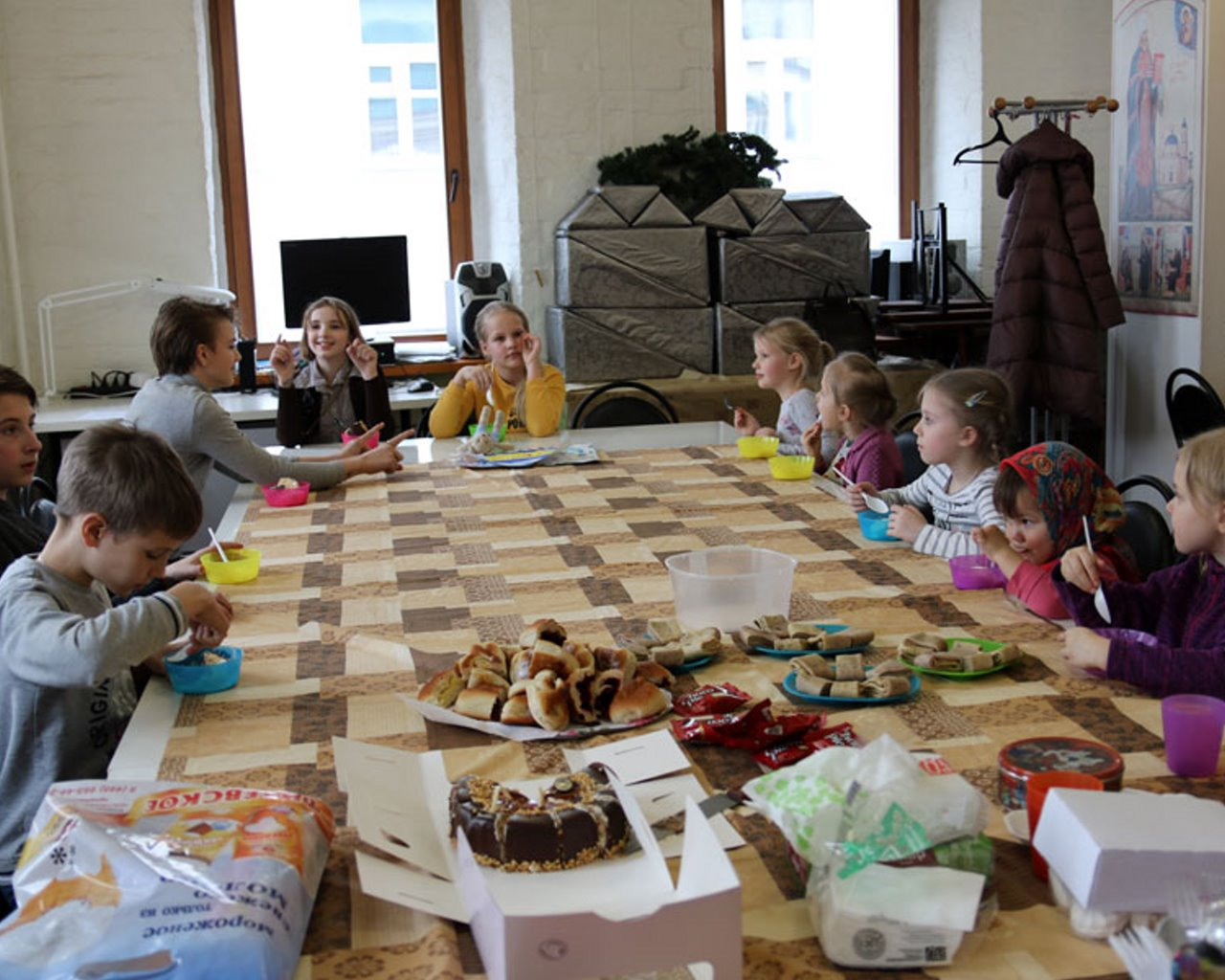 Масленичный детский музыкальный фестиваль