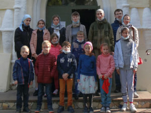 Паломническая поездка в Серафимо-Знаменский скит