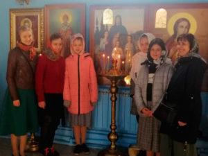 Храм Благовещения Пресвятой Богородицы Девы Марии в Царицыно