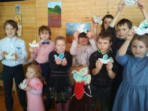 Концерт учащихся воскресной школы