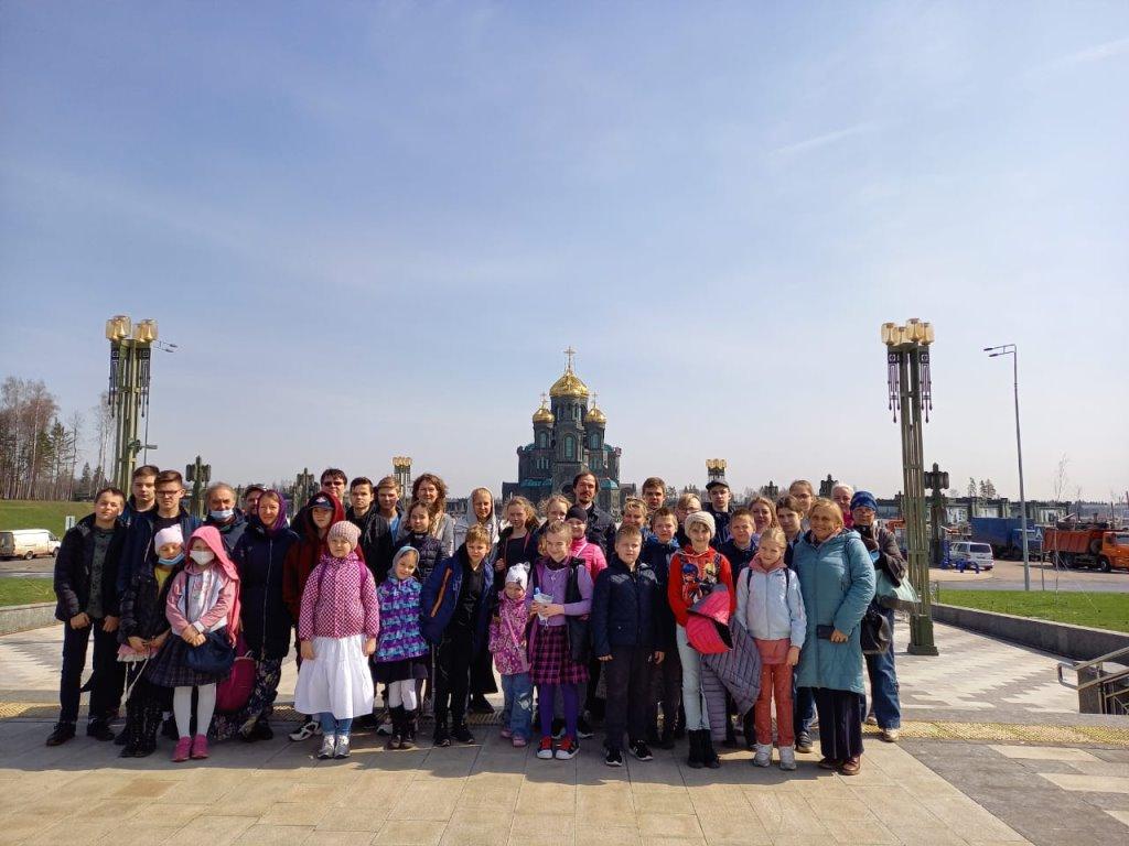 События Воскресных школ Северо-Западного викариатства